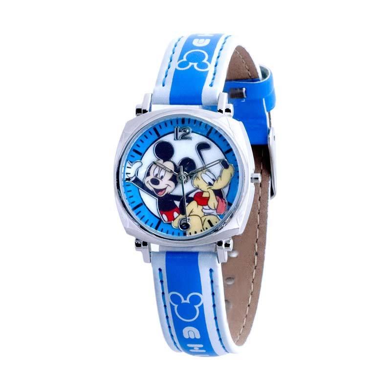 Disney Mickey MSFR1212-01C Blue Jam Tangan Anak
