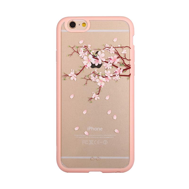 Kimi Custom Fancy Design Autumn Leaf Casing for Iphone 6