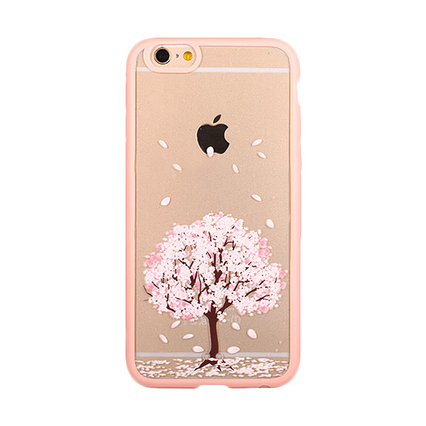 Kimi Custom Fancy Design Autumn Tree Casing for iPhone 6 Plus