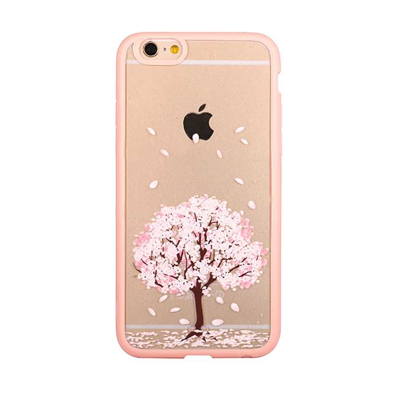 Kimi Custom Fancy Design Autumn Tree Casing for iPhone 6