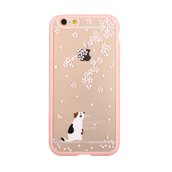 Kimi Custom Fancy Design Scottish Fold Casing iPhone 6 Plus