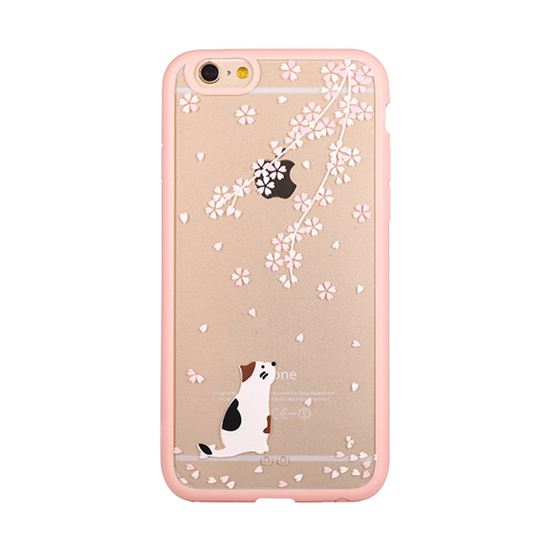 Kimi Custom Fancy Scottish Fold Casing for iPhone 6