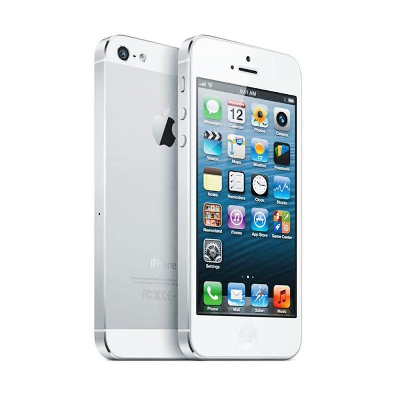 Apple iPhone 5S 16 GB White Smartphone