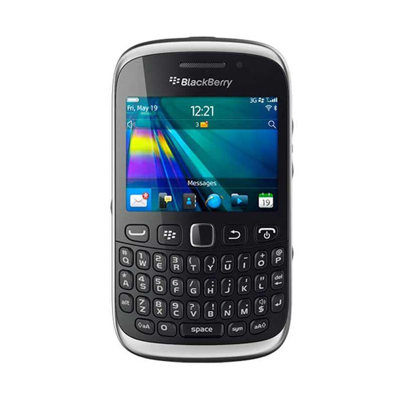 Blackberry Amstrong 9320 Black Smartphone