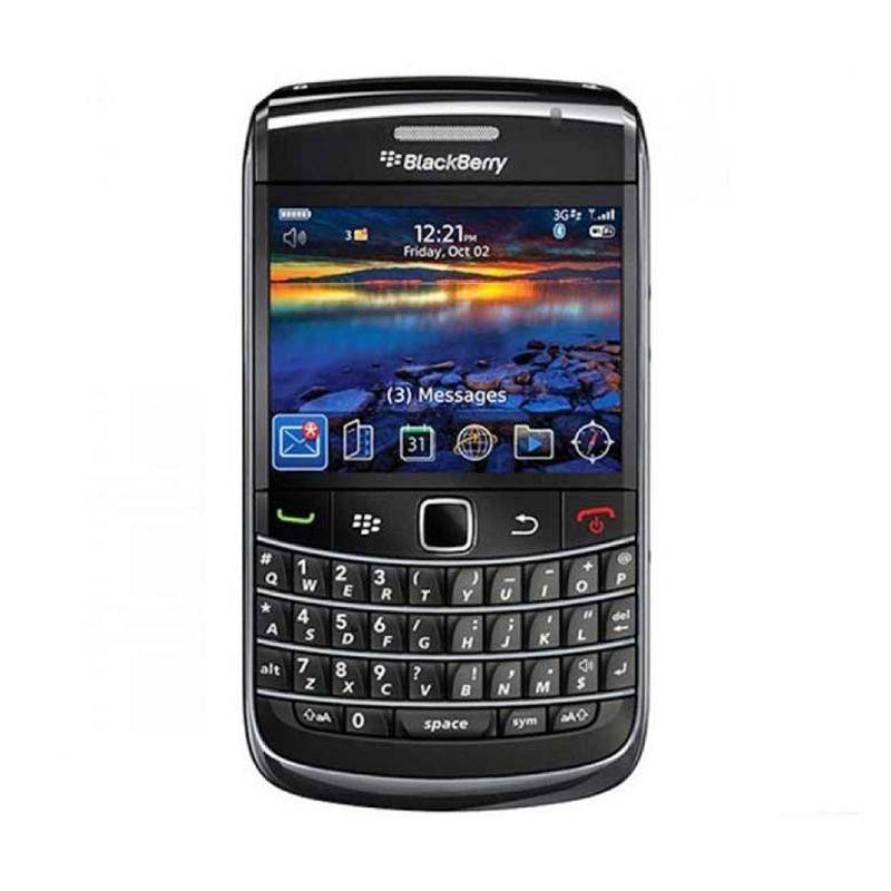 Blackberry Bold 9700 Onyx Black Smartphone