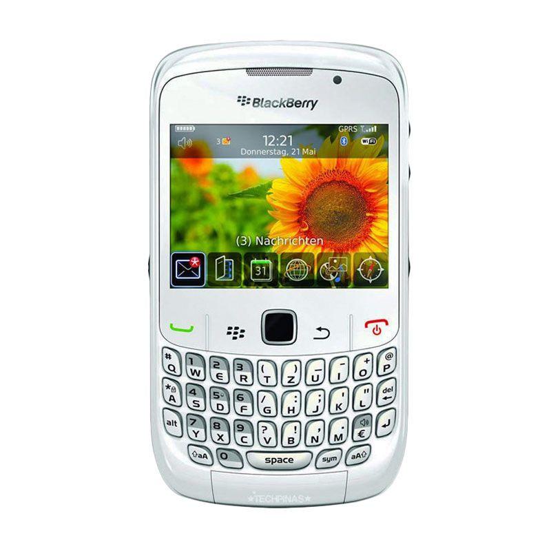 harga Blackberry Curve 8520 Gemini White Smartphone Blibli.com