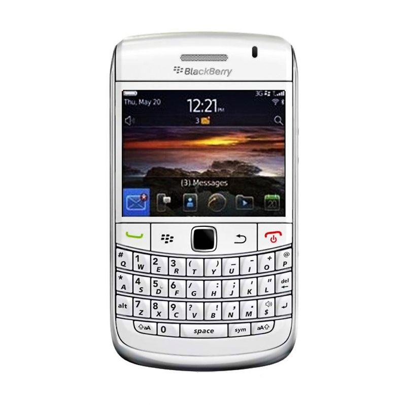 Blackberry Onyx 2 9780 White Smartphone