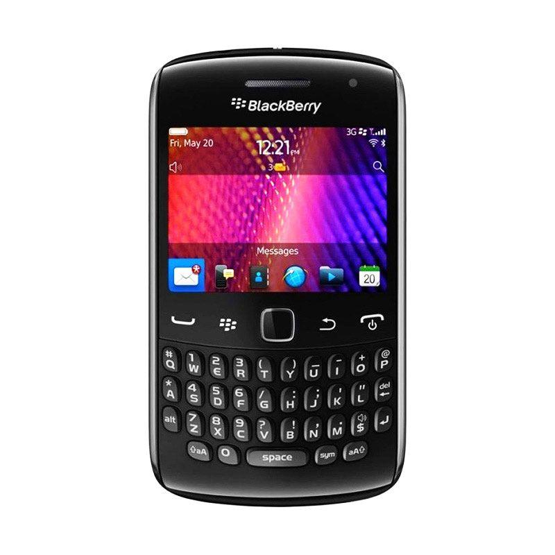 Blackberry Sedona 9350 Hitam Smartphone
