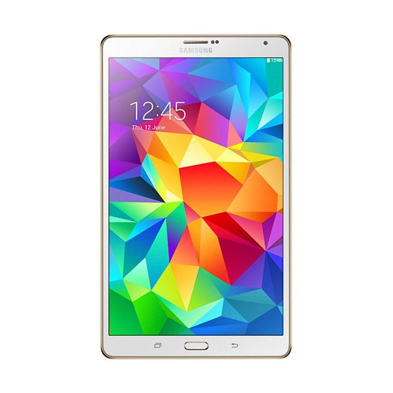 Samsung Galaxy Tab S SM-T705 Putih Tablet [8.4 Inch]