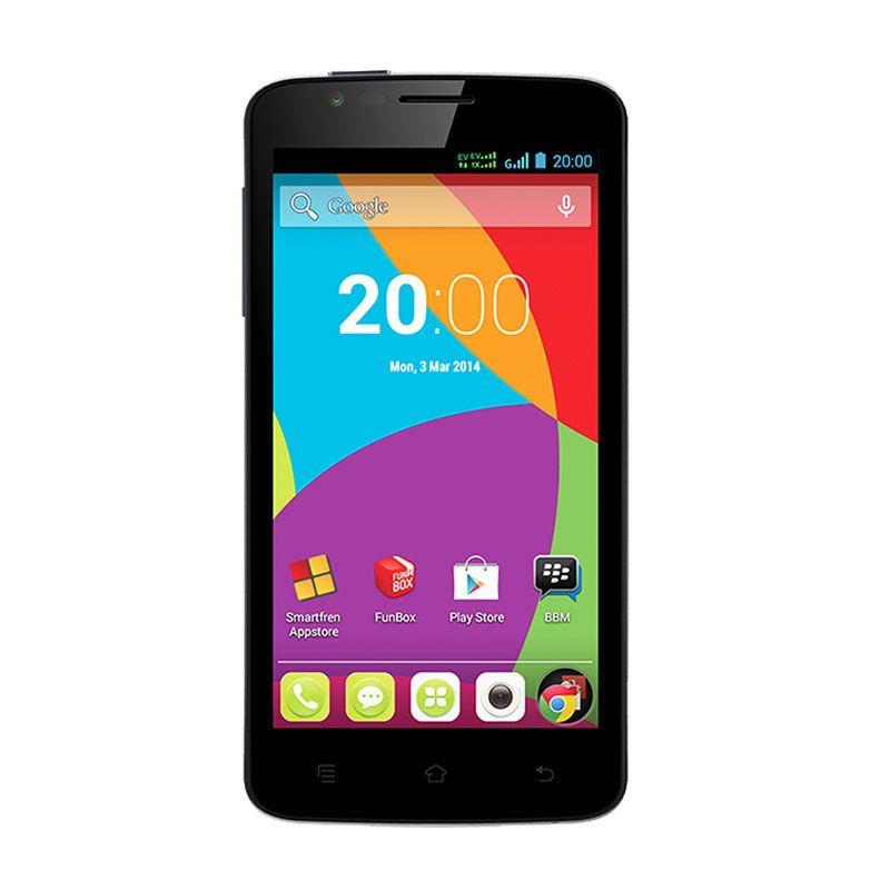 Smartfren Andromax G2 New Black Smartphone