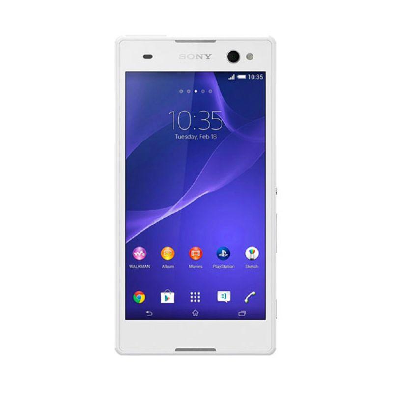 Sony Xperia C3 D2502 White Smartphone [8 GB]