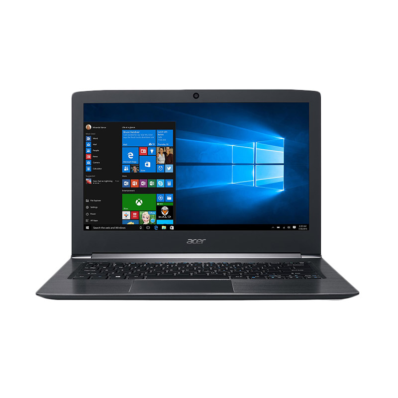 "Acer Aspire S13 i5 Notebook [13.3""/i5-6200U/4GB/Win 10]"