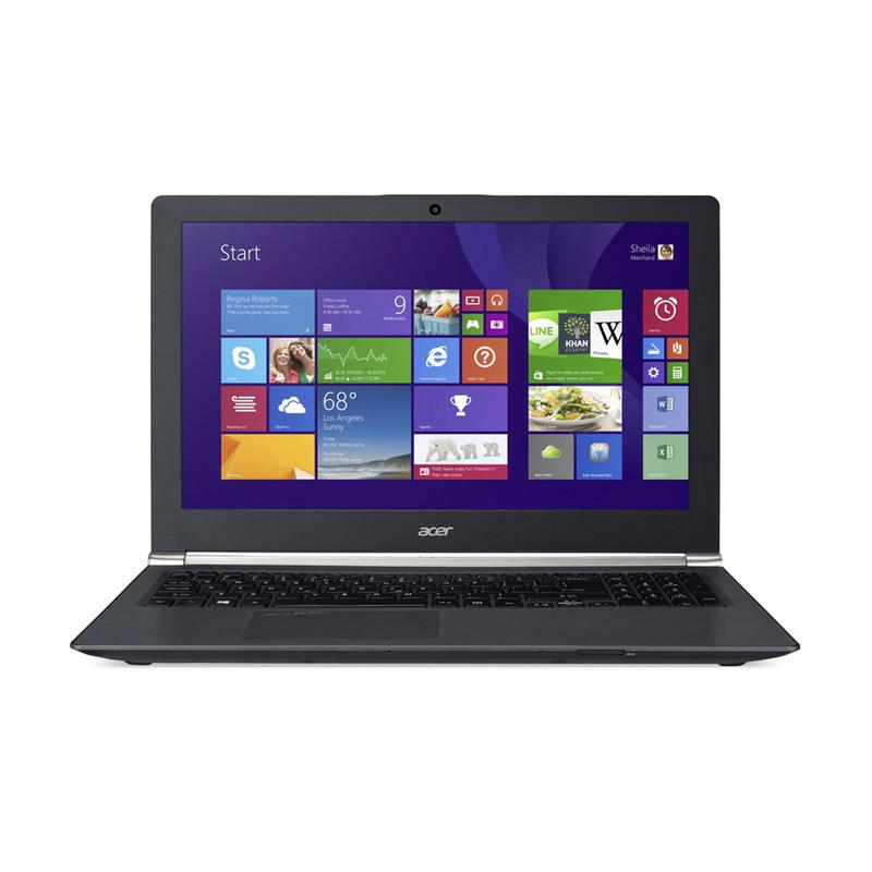 WEB_ACER ASPIRE VN7-592G Notebook - Black [i7-6700HQ/8 GB/1 TB/GTX 960 4 GB/15.6