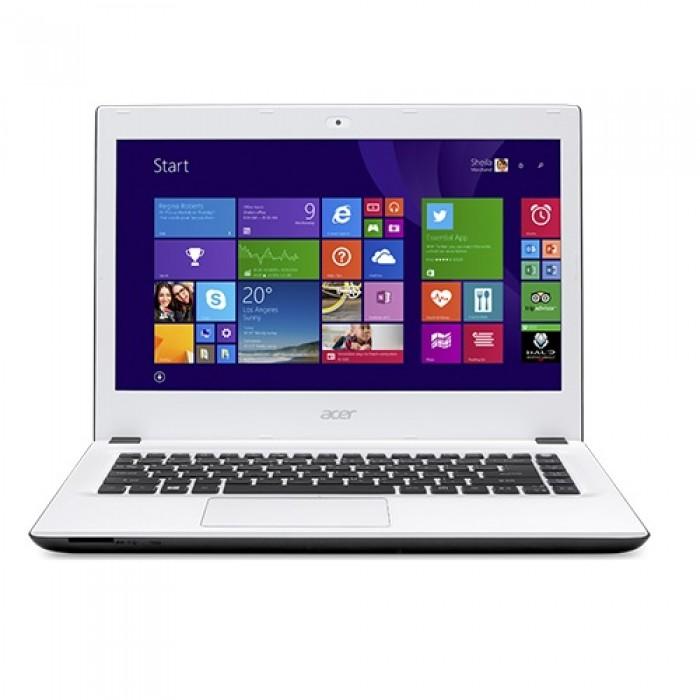 Acer ASPIRE E5-473G-79FC COTTON WHITE - [Intel Core i7-4510U Dual Core/4GB/1TB/GT940M 2GB/14