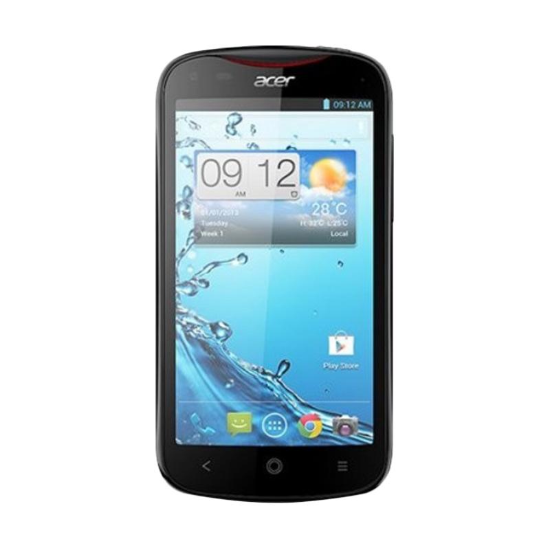 Acer Liquid E2 V370 Hitam Smartphone