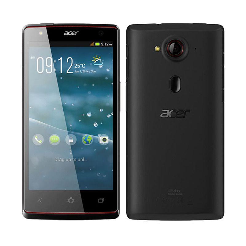 Acer Liquid E3 Smartphone Black