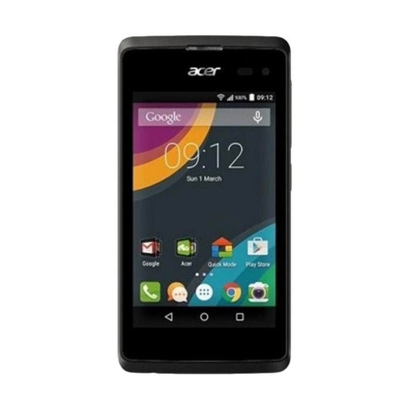 Acer Liquid Z220 Smartphone - Hitam [8GB/ 1GB]