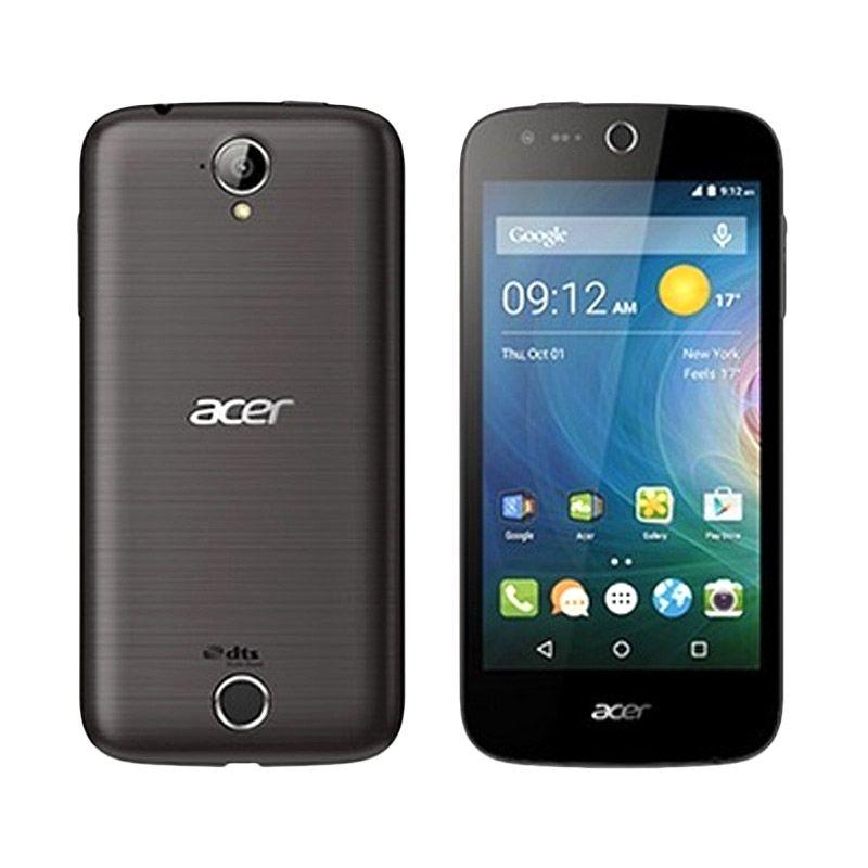 harga Acer Liquid Z320 Smartphone - Hitam [8GB/ 1GB] Blibli.com