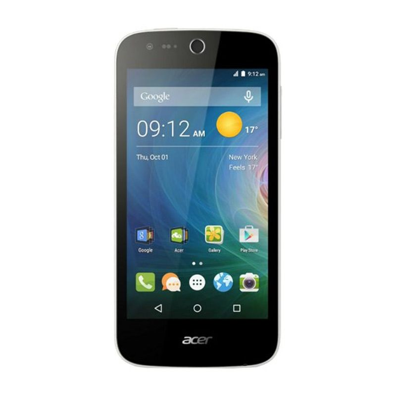 harga Acer Liquid Z320 Smartphone - Putih [8GB/ 1GB] Blibli.com
