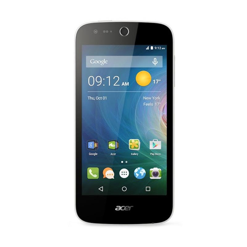 harga Acer Liquid Z320 Smartphone - White [8GB/ 1GB] Blibli.com