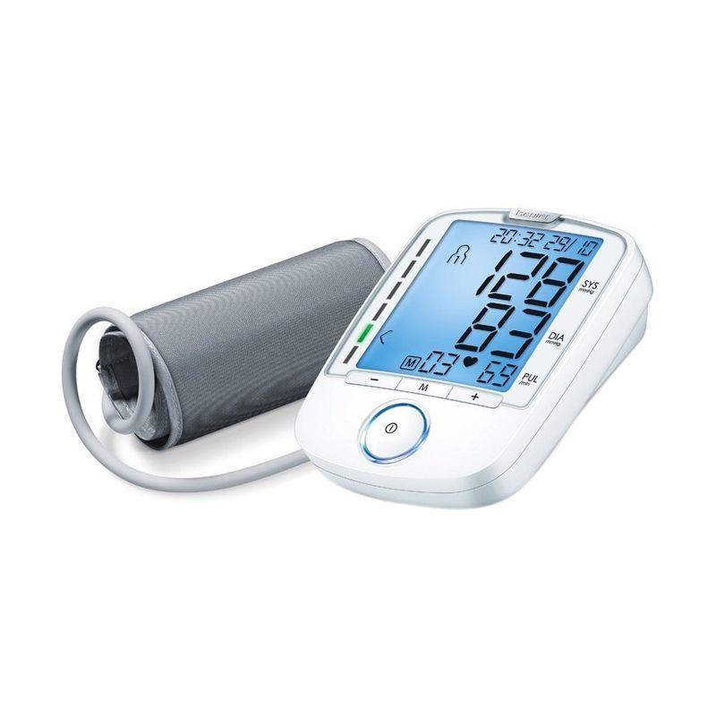 Beurer Automatic Digital BM47 Tensimeter dan Detak Jantung Alat Monitor Kesehatan
