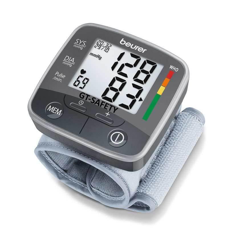 Beurer Tensimeter Digital Pergelangan Tangan BC32 Germany Alat Monitor Kesehatan