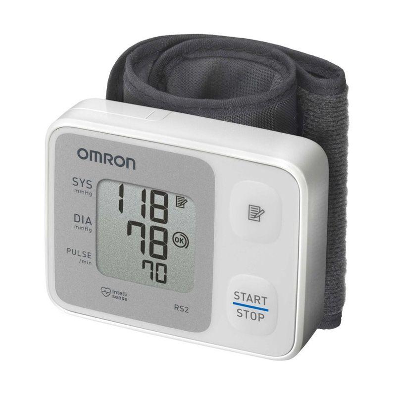 Omron Digital Tensimeter HEM-6121 Alat Monitor Kesehatan