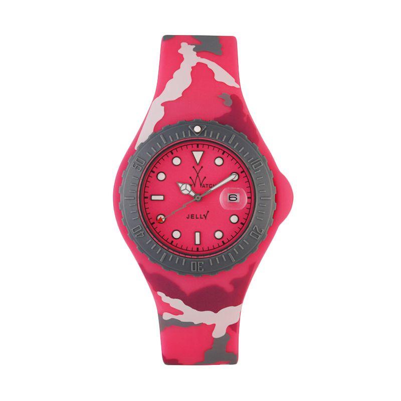 TOYWATCH TYJYA02-PS Pink Jam Tangan Wanita