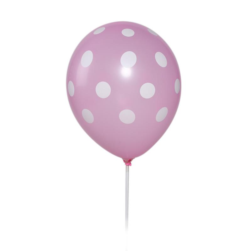 Adalima 10 Polka Adalima Hot Pink 11 Inc [8pcs]