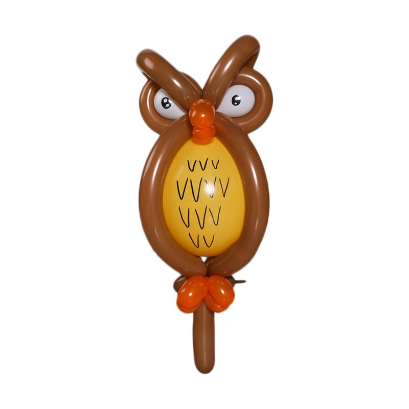 Adalima K1 Balloon Character Owl
