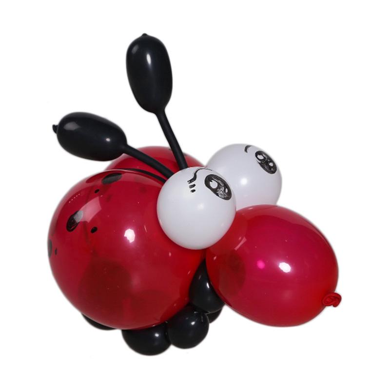 Adalima K3 Balloon Character Lady Bug