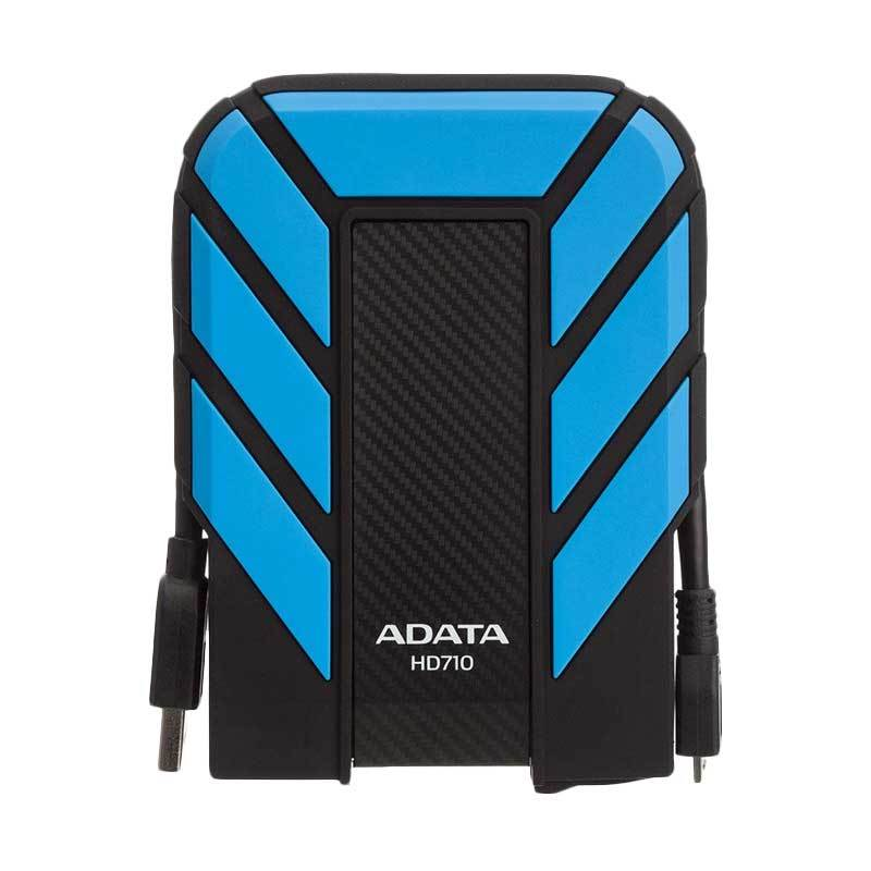 ADATA HD710 Blue Hard Disk Eksternal [2 TB]