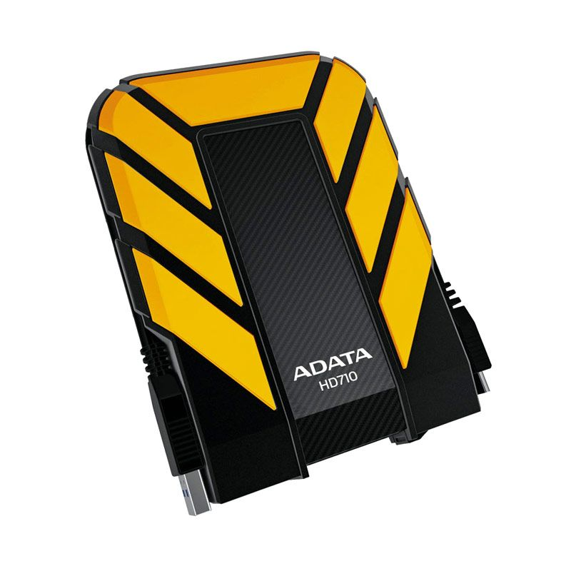 ADATA HD710 Yellow Hard Disk Eksternal [1 TB]