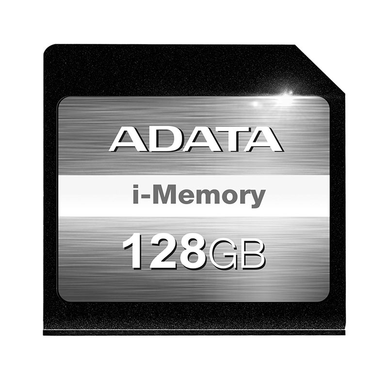 ADATA i-Memory Storage Expansion Card for MacBook Air [128GB/13 Inch]