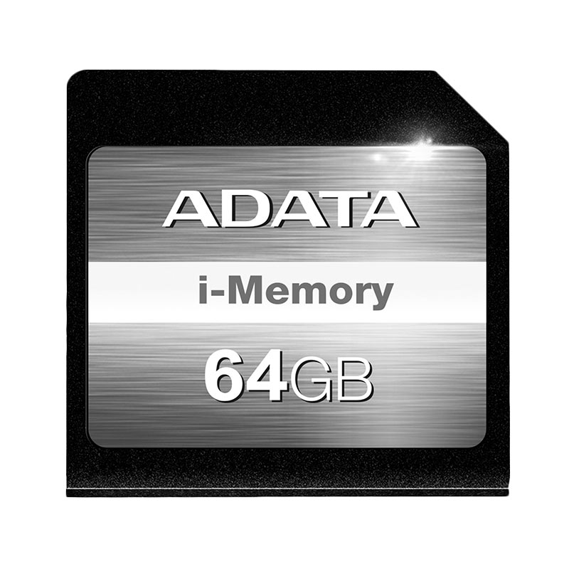 ADATA i-Memory Storage Expansion Card for MacBook Air 13 Inch [64 GB]
