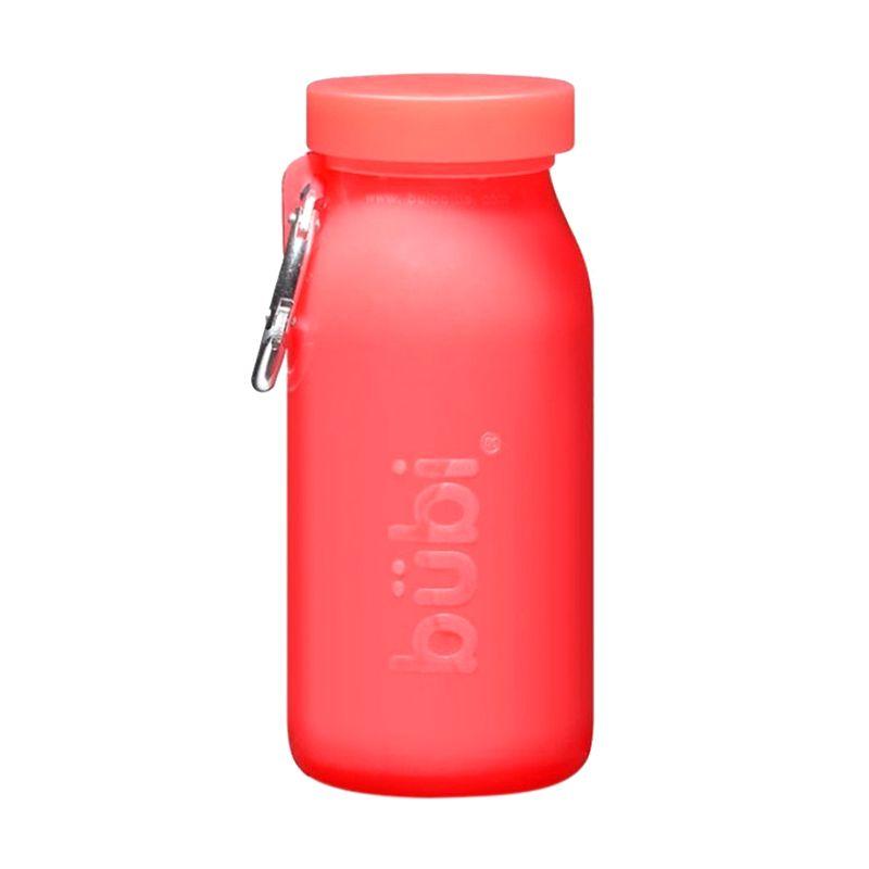 Bubi Silicone Multi Use Red Botol Minum [14 oz]