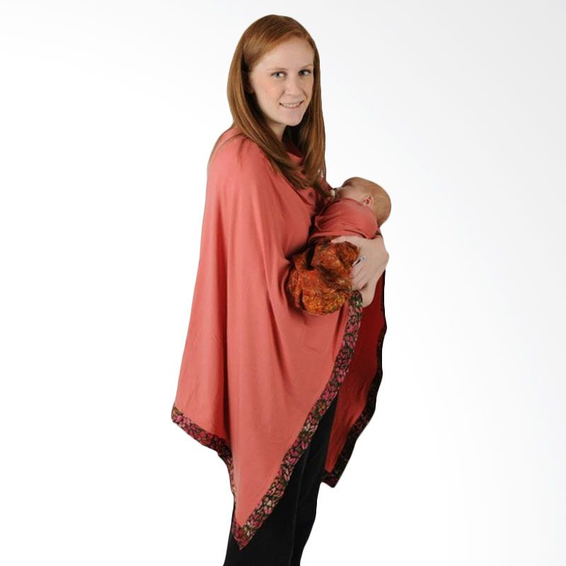 Bunda Cantik Nursing Cover Rose