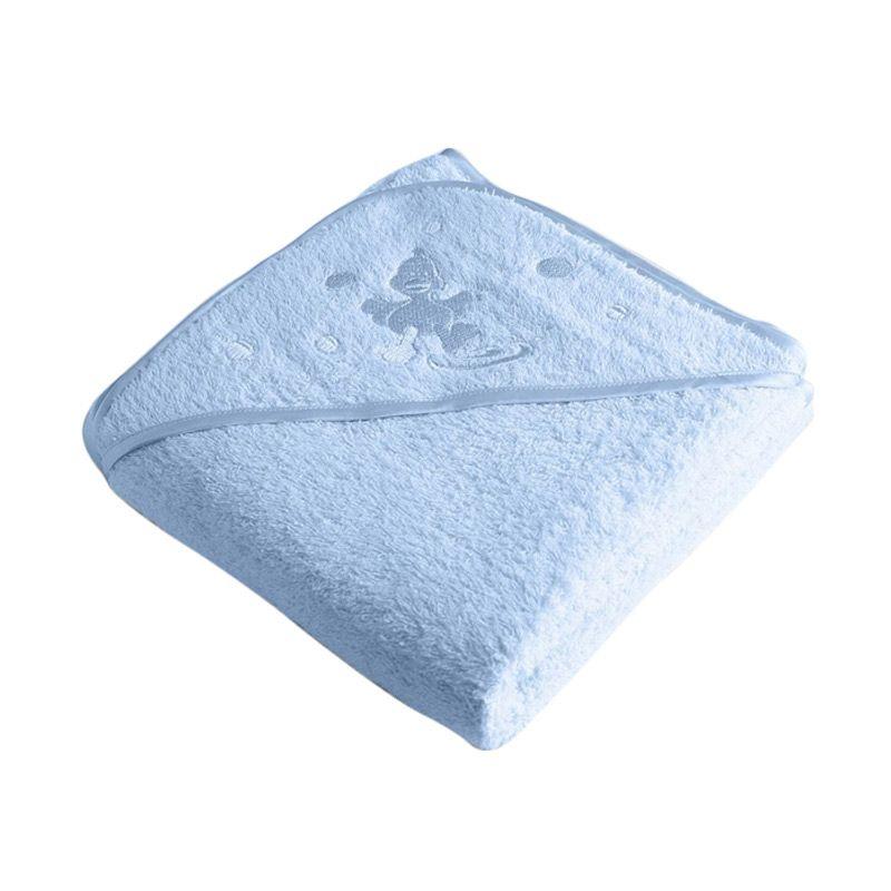 Cleva Mama ClevaSplash N Wrap Blue Towel Handuk