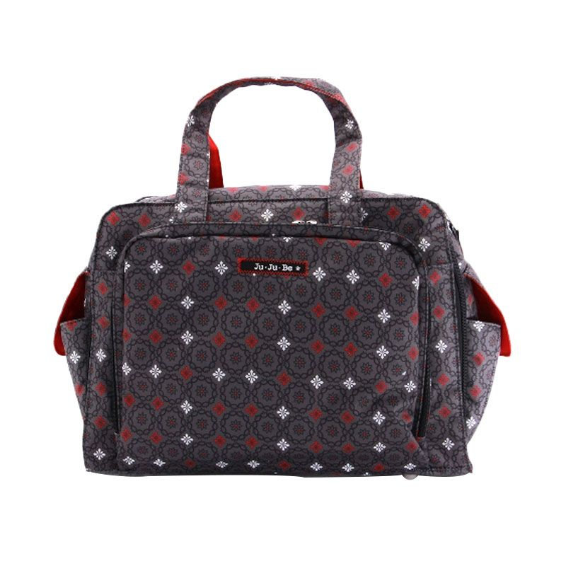 Jujube Be Prepared Classic Magic Merlot Dark Brown Tas Bayi