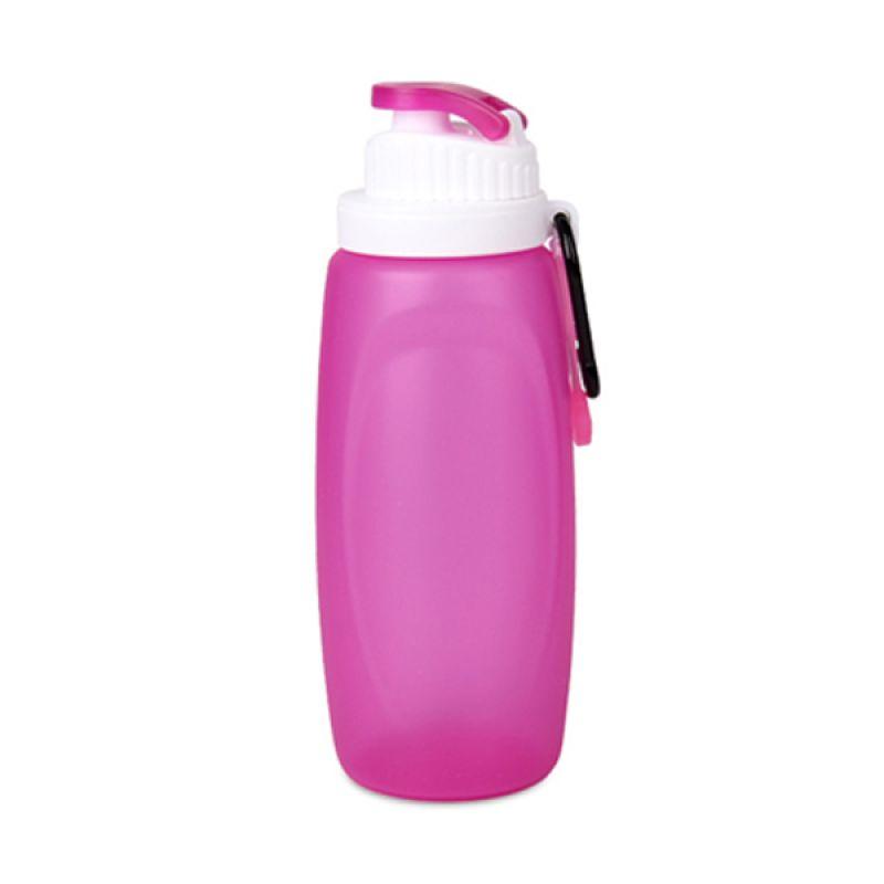 Kean Silicone Pink Botol Minum [500 mL]