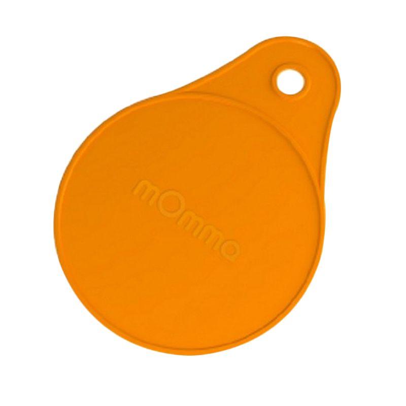 Momma Technology Placemat Orange Tovaglietta Alas Makan Bayi