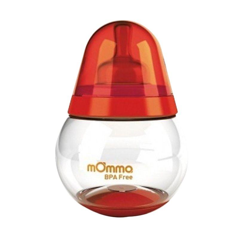 Momma Technology Rocking Biberon Merah Botol Susu