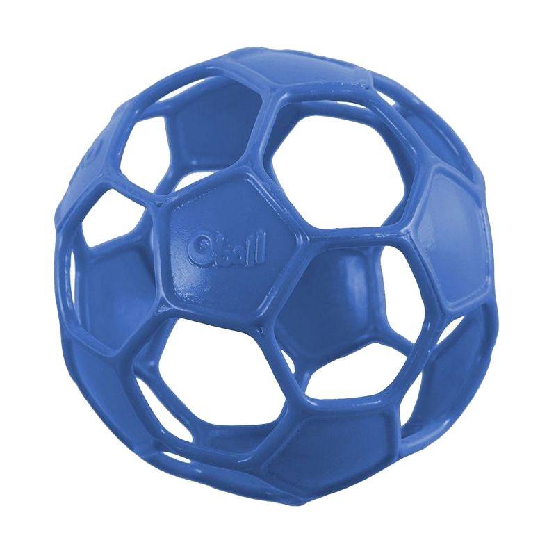 Oball Soccer Ball Blue Mainan Bayi