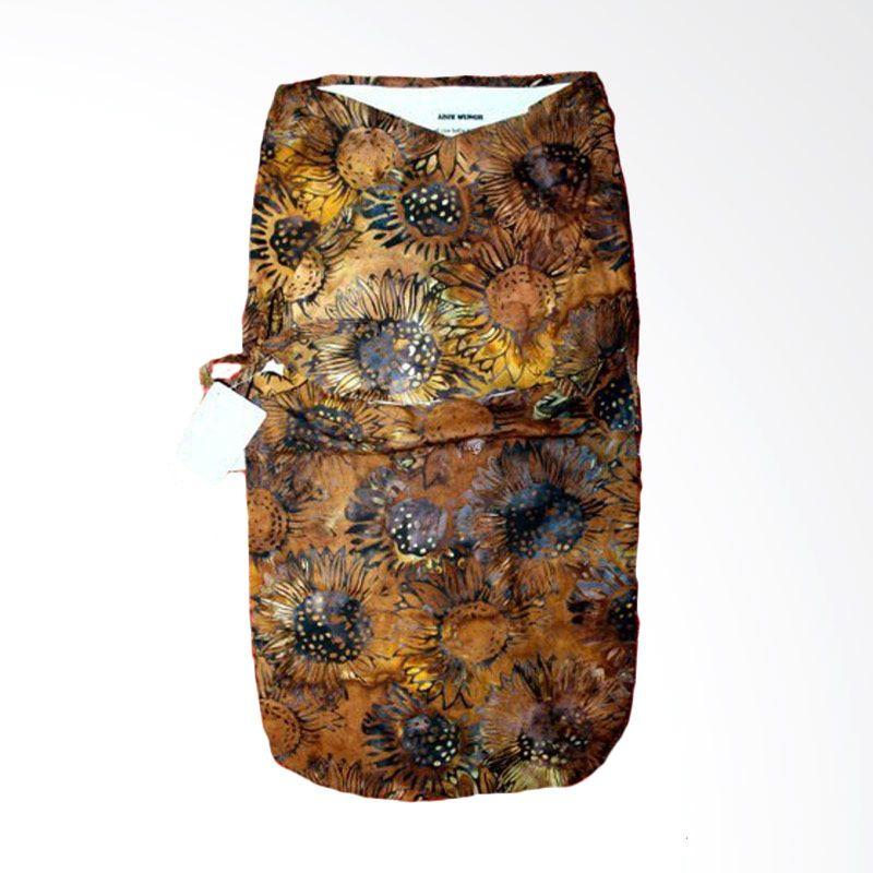 Petit Tigris Egret Tali Batik 3 Kind Of Sun Flowers Harvest Coklat Bedong Bayi