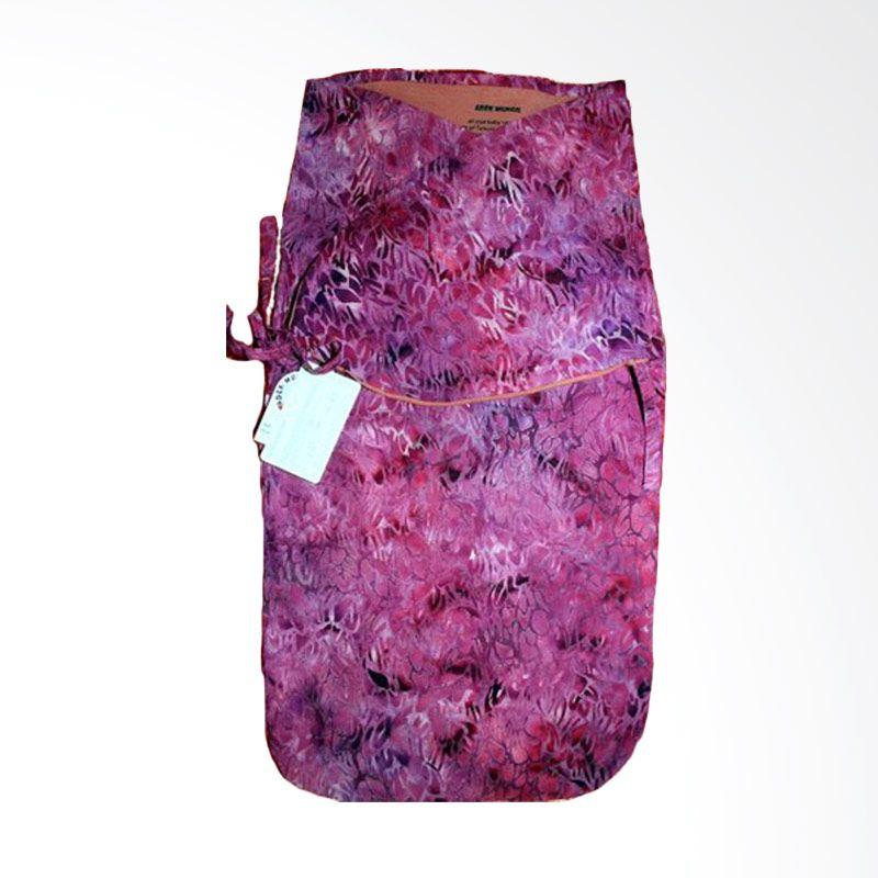 Petit Tigris Rose Tali Batik Crocus Rose Pink Fanta Bedong Bayi