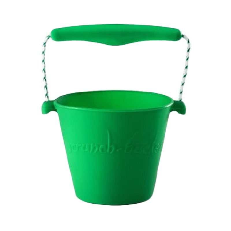 Scrunch Bucket Green Mainan Anak