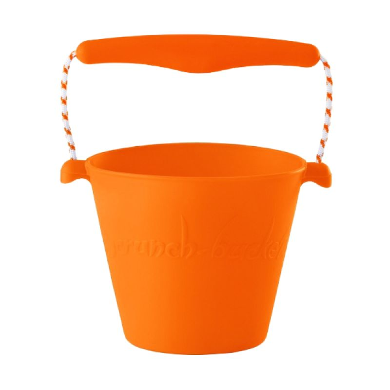 Scrunch Bucket Orange Mainan Anak