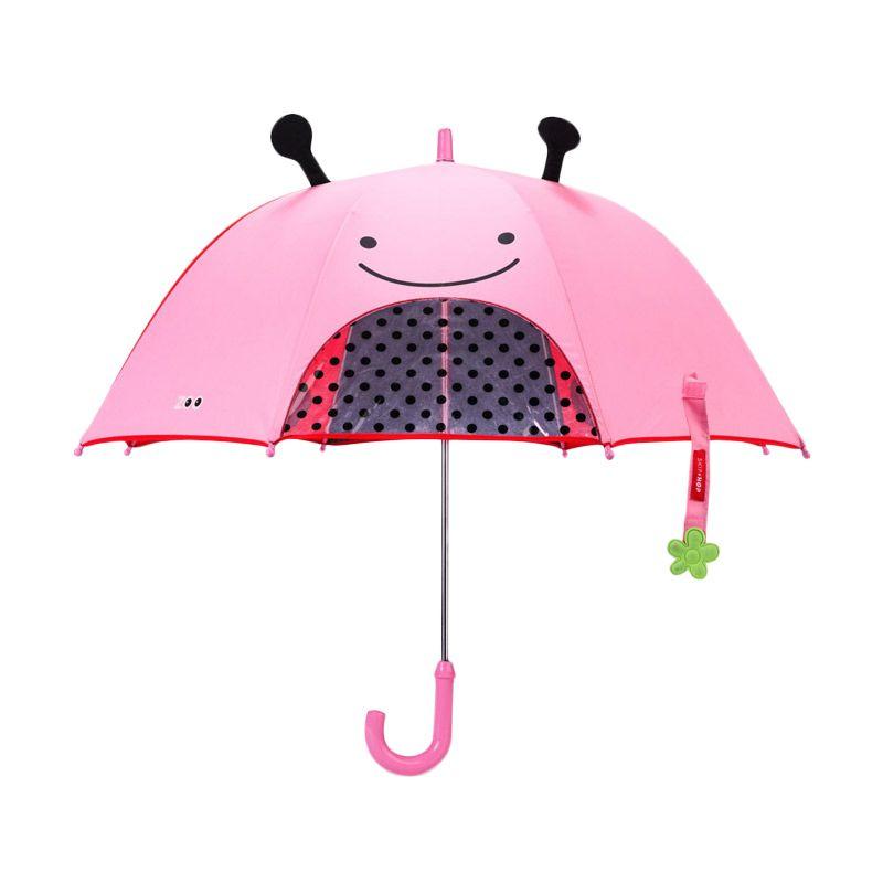 Skip Hop Zoo Ladybug Pink Payung Anak