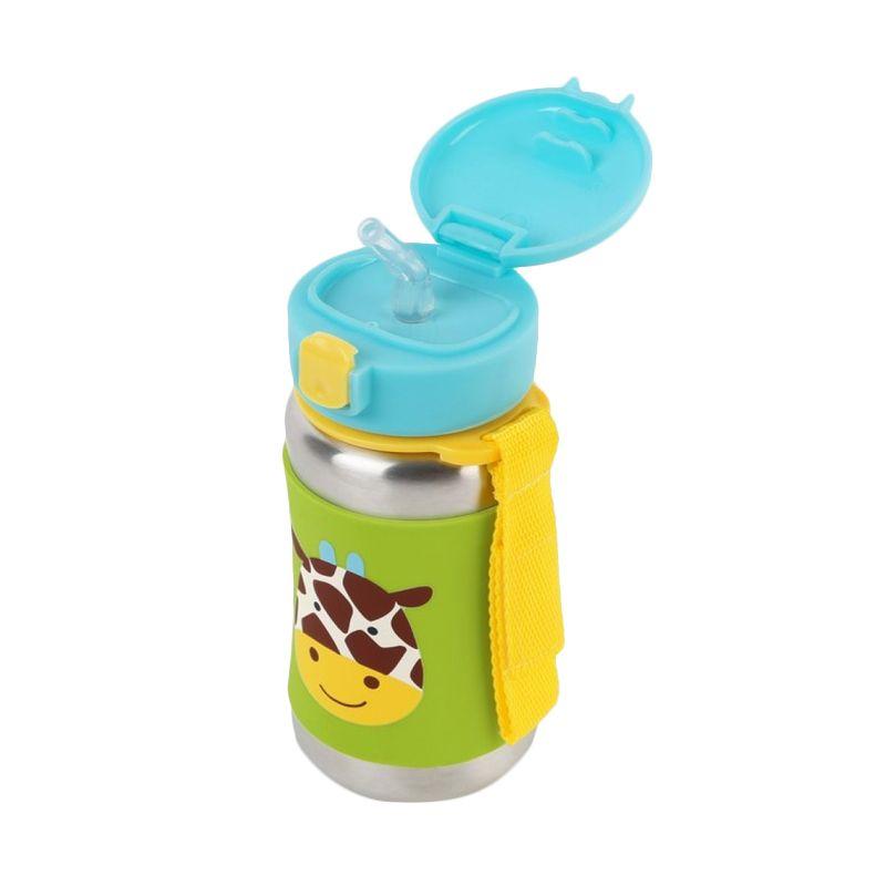 Skip Hop Zoo Stainless Sport Girrafe Botol Minum