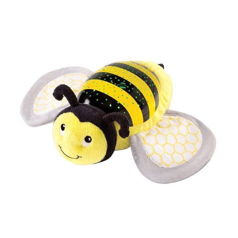 Summer Infant Slumber Buddies Betty The Bee Yellow Lampu Proyektor